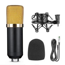 BM-980 Πυκνωτικό Μικρόφωνο Για Podcast Youtube Με Βάση